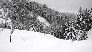 Karaman'da yüksek kesimlerde kar yağışı bekleniyor