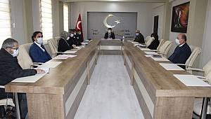 Kazımkarabekir'de Kadına Yönelik Şiddetle Mücadele Toplantısı Yapıldı