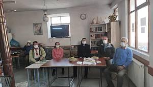Sarıveliler'de Halk Toplantısı Yapıldı
