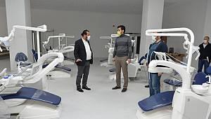 Ahmet Keleşoğlu Diş Hekimliği Fakültesi Ve Hastanesi Resmi Açılış İçin Gün Sayıyor