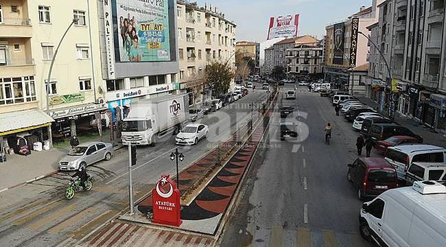Karaman Belediyesi aydınlatma çalışmalarını sürdürüyor