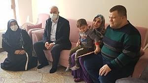 AK Parti, Görme Engelli Vatandaşları Unutmadı