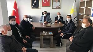 CHP Heyeti, Siyasi Partilerle Gündemi Değerlendirdi