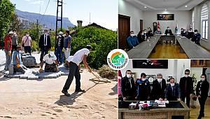 Ermenek Belediyesi İle Belediye-İş Sendikası Arasında Toplu İş Sözleşmesi İmzalandı