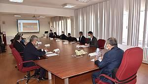 İl Toprak Koruma Kurulu Toplantısı Yapıldı
