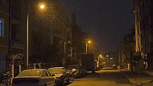 Karaman'a Beklenen Kar Geldi