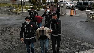 Karaman'da adliyeye sevk edilen 4 şüpheliden 3'ü tutuklandı
