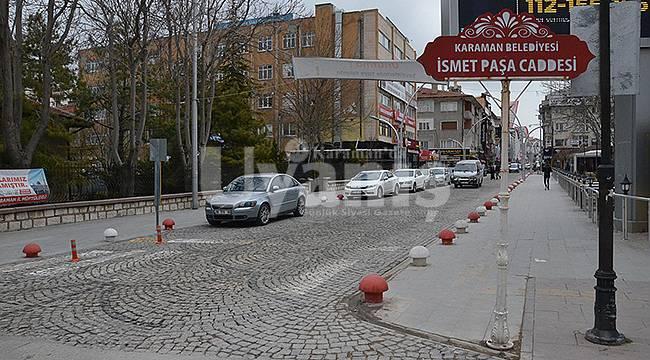 Karaman'da Çarşamba ve Perşembe günü kar yağışı bekleniyor