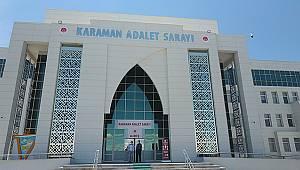 Karaman'da güvenlik görevlisini bıçaklayan zanlı tutuklandı