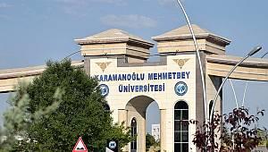 Karamanoğlu Mehmetbey Üniversitesine öğretim üyesi alınacak