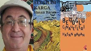 Şair ve Yazar Hasan Baran'ın 6 yeni kitabı çıktı