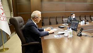 Bakan Elvan, Yılın ilk G-20 Toplantısına Katıldı