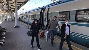 Hızlı Tren Seferlerinde Normalleşme 1 Mart İtibariyle Başlıyor