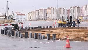 Karaman Belediyesi saha çalışmalarını sürdürüyor