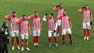 Karaman Belediyespor 8 maçtır yenilmiyor