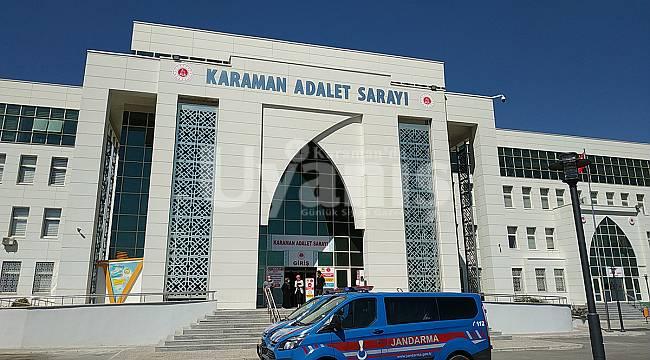 Karaman'da 3 kardeşi bıçaklayan zanlı tutuklandı