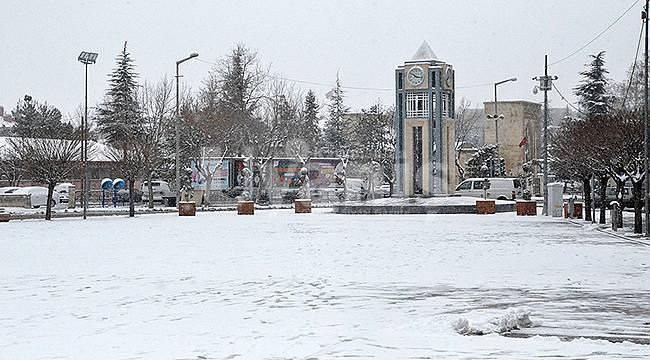 Karaman'da En Çok Kar Nereye Yağdı?