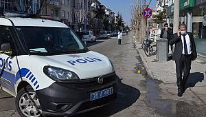 Karaman'da motosikletli şahıslar ateş açıp kaçtı: 1 yaralı
