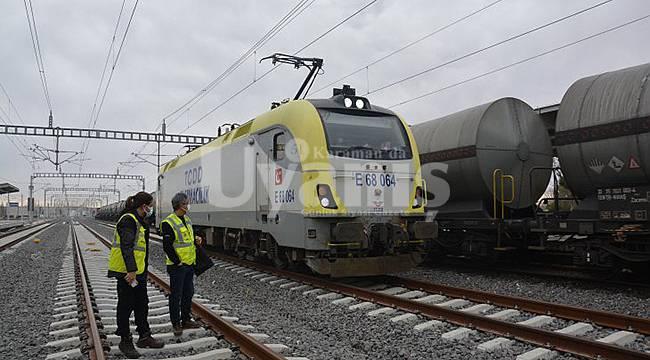 Karaman-Konya Yüksek Hızlı Tren Projesinde Test Sürüşleri Başladı