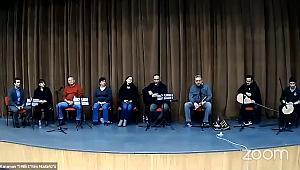 Öğretmenlerden Kulakların Pasını Silen Mini Konser