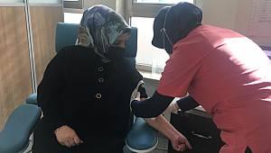 Organ Nakli Olan Hastaların Kan Vermek İçin Başka İllere Gitme Derdi Son Buldu