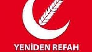 Yeniden Refah Partisi: Vergilendirilmiş Kazanç Kutsaldır