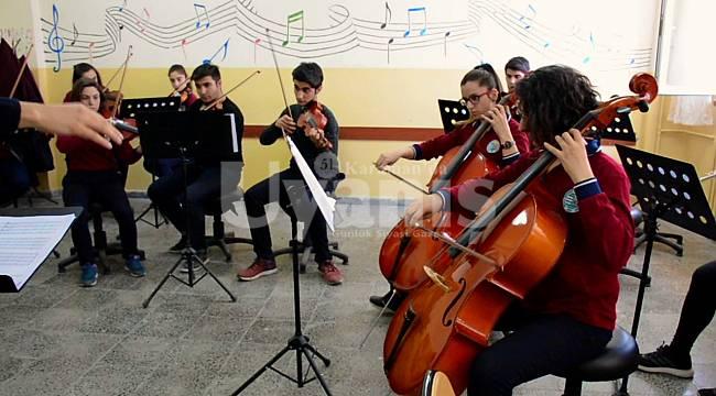 1000 Okul Projesiyle Meslek Lisesi Öğrencileri, Sanatsal Etkinliklerde Buluşacak