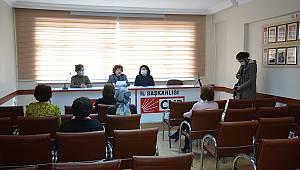 CHP 8 Mart Dünya Kadınlar Gününü kutladı