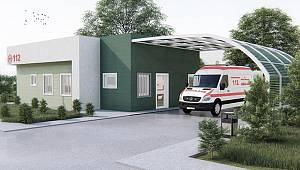 Ermenek'e 112 Acil Sağlık İstasyonu Yapılacak