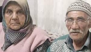 Evsiz Kalan Yaşlı Çift Yardım Bekliyor