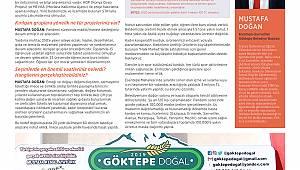 Göktepe Belediyesi, CHP'nin Yerel Yönetimler Dergisine Konu Oldu