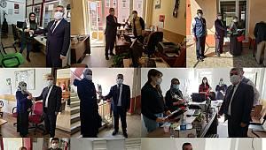 İl Müdürü Şahinbaş'tan Kadınlara 8 Mart Jesti