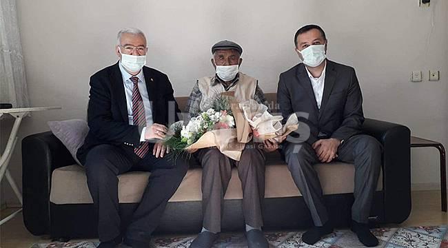 Karaman Cumhur İttifakı Şehit Ailesini Ziyaret Etti