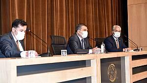 Karaman'da Koronavirüs Tedbirleri Genişletiliyor