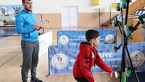 Karaman'da Sportif Yetenek Tarama Testlerinde Son Aşama Tamamlandı