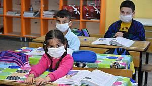 Karaman'da Yüz Yüze Eğitime Katılım Yüzde 70