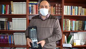 Karamanlı Dr.Öğretim Üyesi Cumhurbaşkanı Erdoğan'dan Ödül Aldıran Projeyi Kitap Haline Getirdi