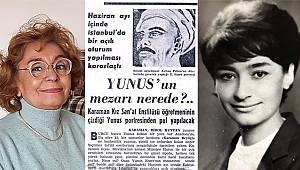 KARTAP'tan Yunus Portresini ilk Karaman'da yapan Ayhan Pilten ile söyleşi