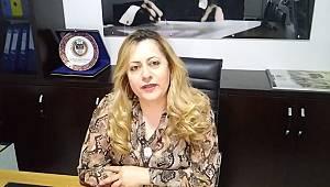 """""""Türk kadını, kendini yok sayan zihniyete sessiz kalmamıştır kalmayacaktır"""""""