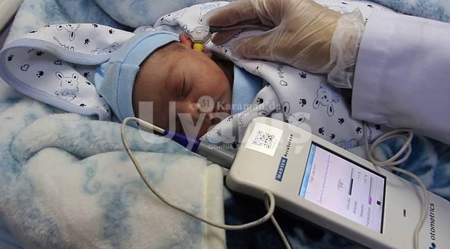 Yeni Doğan Bebeklerde İşitme Taraması Önemli