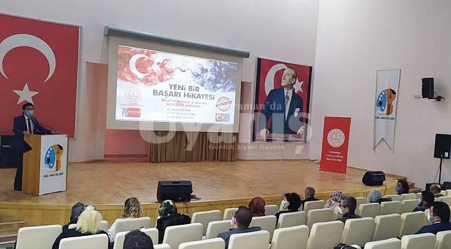 2021-2027 Erasmus+ Programı Bilgilendirme Toplantısı Yapıldı