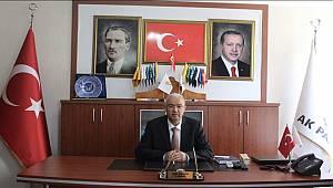 AK Parti İl Başkanı Abidin Çağlayan: Aktif Sigortalı Sayısında Artış Sağladık