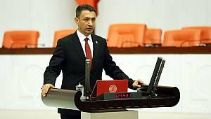 CHP Karaman Milletvekili Ünver İbrala Barajındaki sıkıntıları dile getirdi