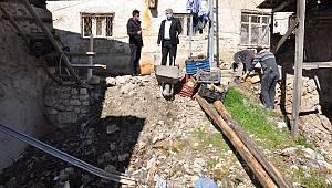 Ermenek'te Mahalle Sakinlerinin Talepleri Yerine Getiriliyor