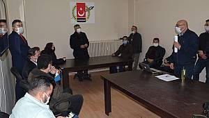 Gazeteciler Cemiyeti Başkanını kura belirledi
