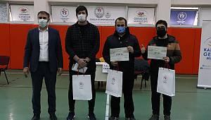 Gençler Arası Bilgi Yarışmasının Karaman Etabı Tamamlandı