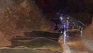 İncesu ve Asarini Mağaraları Çöplerden Arındırıldı. Ziyaretçi Girişlerine Kapatıldı