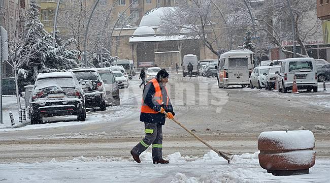 Karaman'a Soğuk ve Yağışlı Hava Geliyor