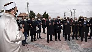 Karaman'da Ya Nasip Candan Camii İbadete Açıldı