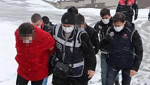 Karaman'daki Şafak Operasyonunda 7 Kişi Tutuklandı